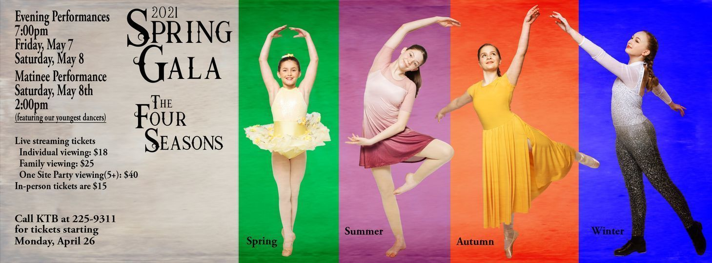 Spring Gala - The Four Seasons