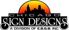Chicago Sign Designs