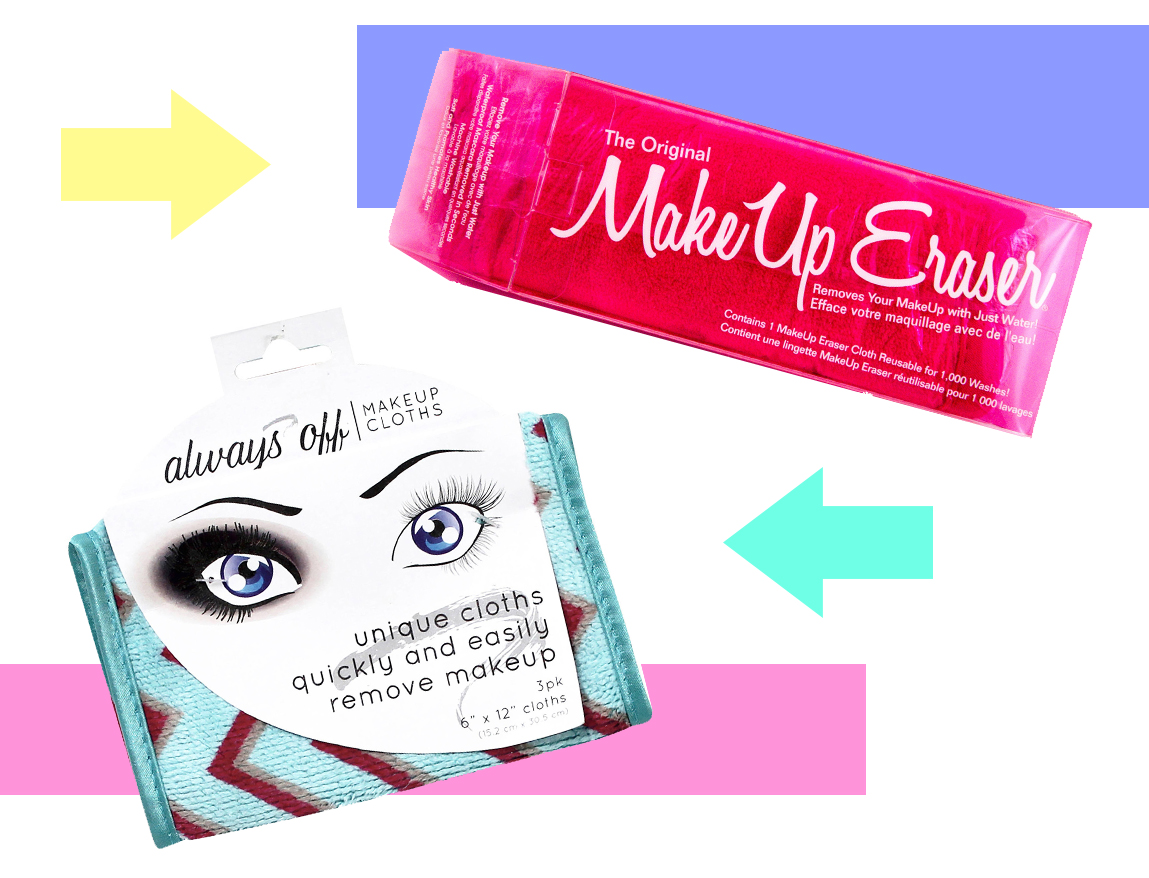 Skin Care Review: Makeup Cloths