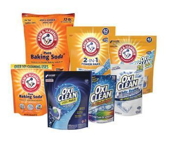 ARM & HAMMER™ and OXICLEAN™ Pouch