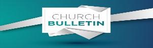 Bulletin deadline