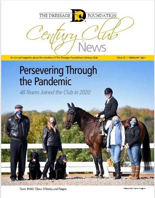 The Century Club News - February 2021