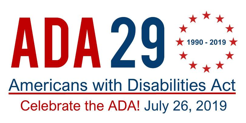 Americans With Disabilities Act Signed 29 Years Ago