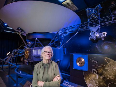 Sue Finley's Long Career at JPL Began as a Human Computer