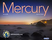 Mercury, Summer 2020 Vol. 49 No. 3