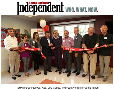 Peoples' Self-Help Housing Celebrates New Complex - Santa Barbara Independent