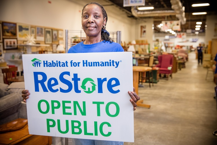 NEW ReStore Hours begin Aug 6