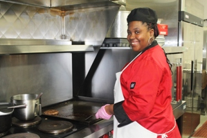 Learning Kitchen at new Employment & Life Skills Training Center - $75,000