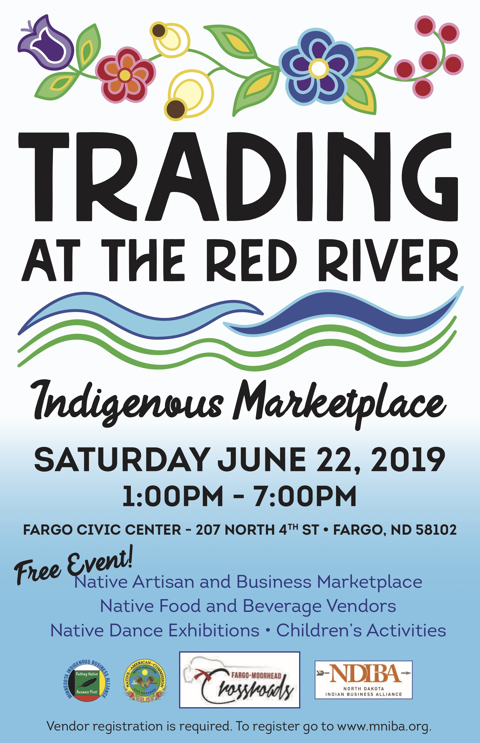 """Trading @ the Red River"" Indigenous Marketplace"