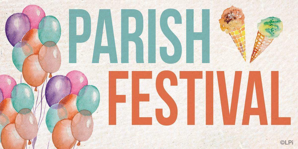 Holy Cross Church Festival Fun!