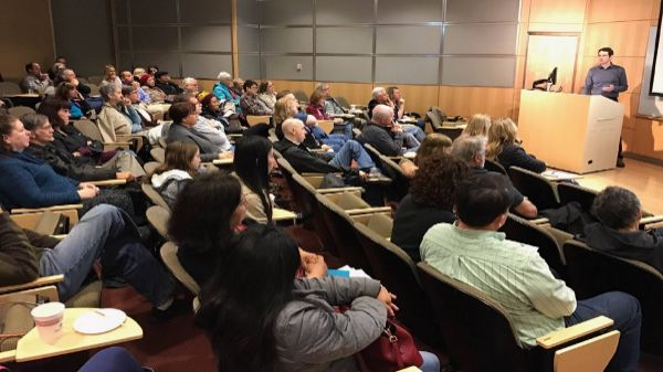 PSC AND PBC PATIENT MEETING HELD AT UNIVERSITY OF CALIFORNIA DAVIS