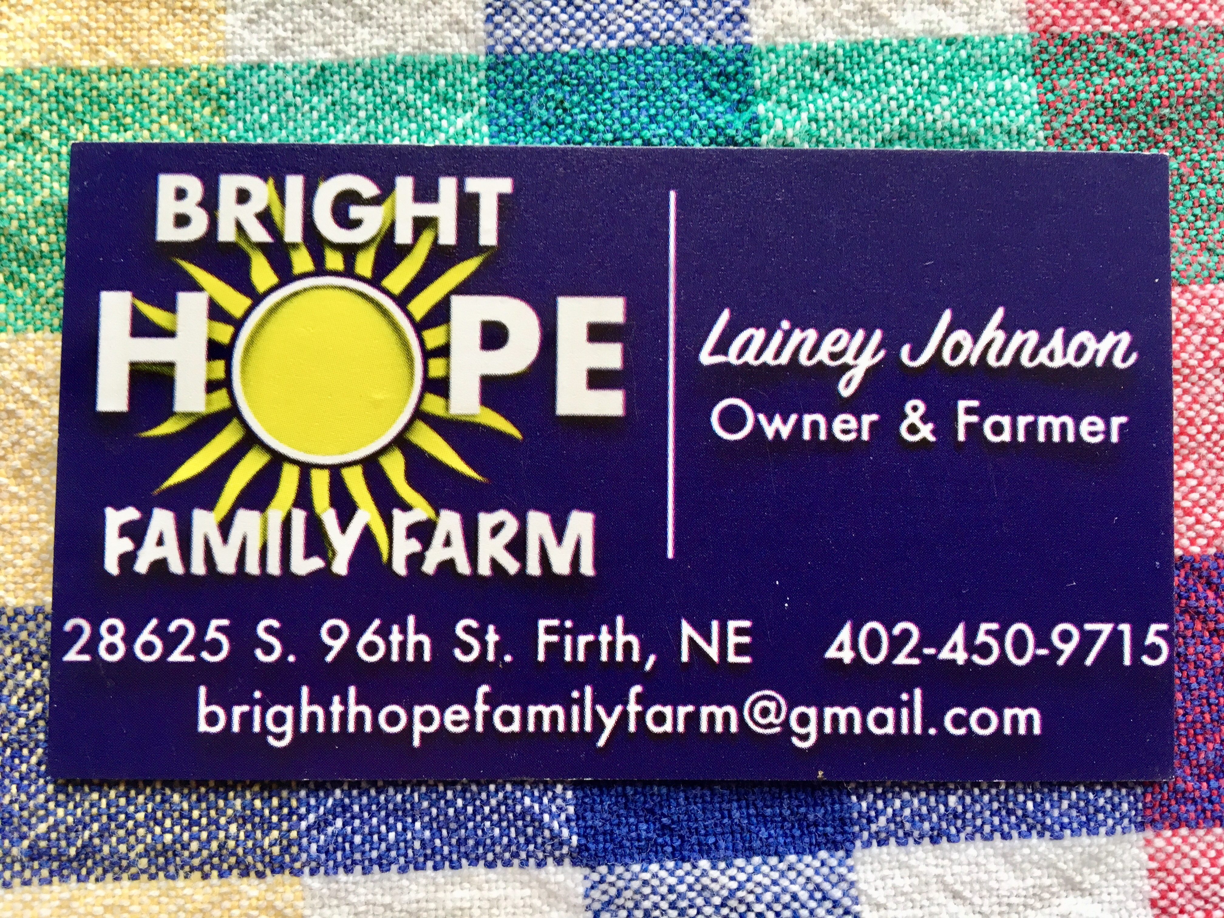 Bright Hope Family Farm