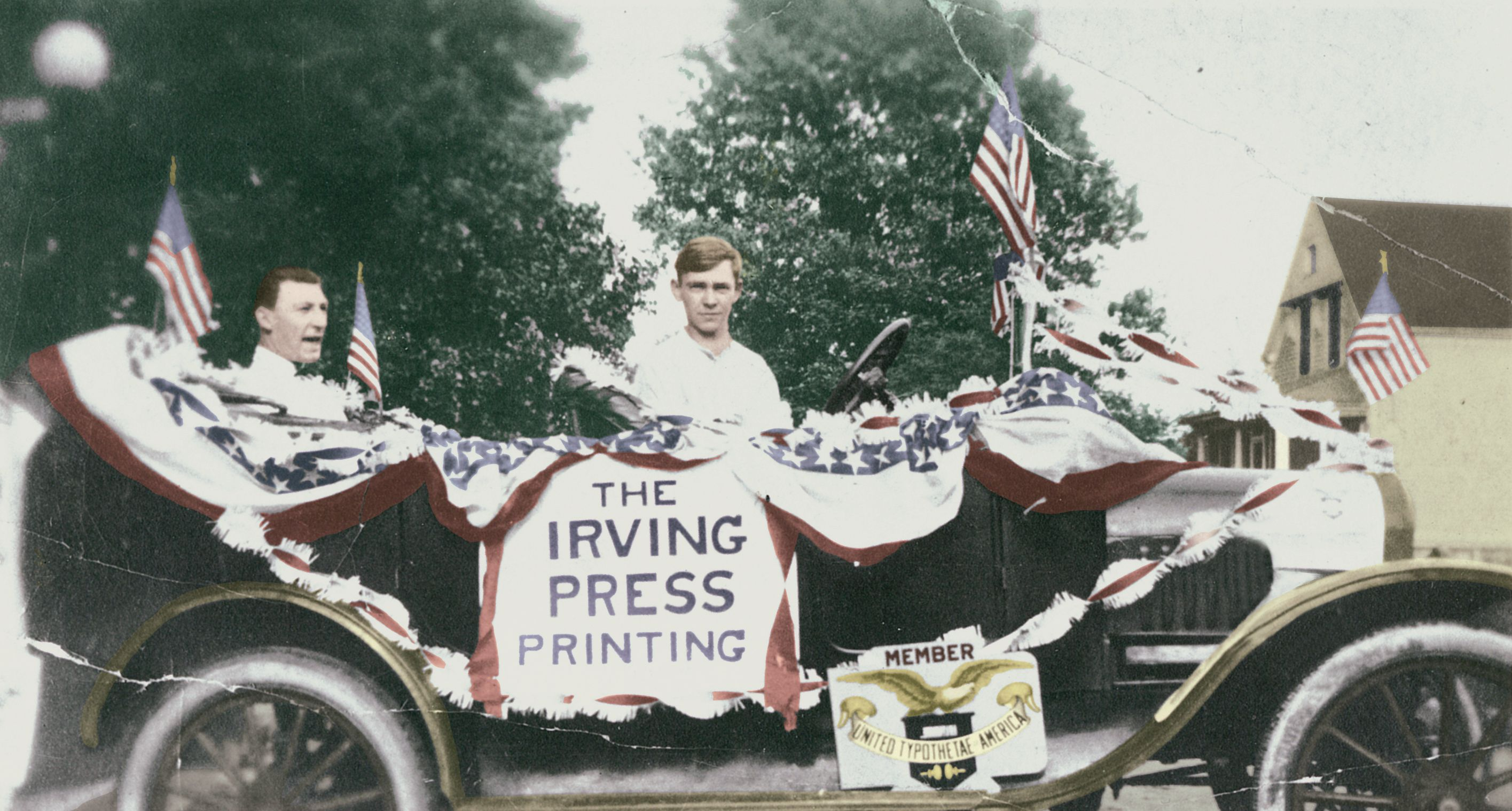 100 Years of Printing Experience!