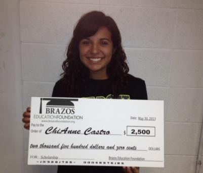 ChiAnne Castro - Meyer High School Graduate