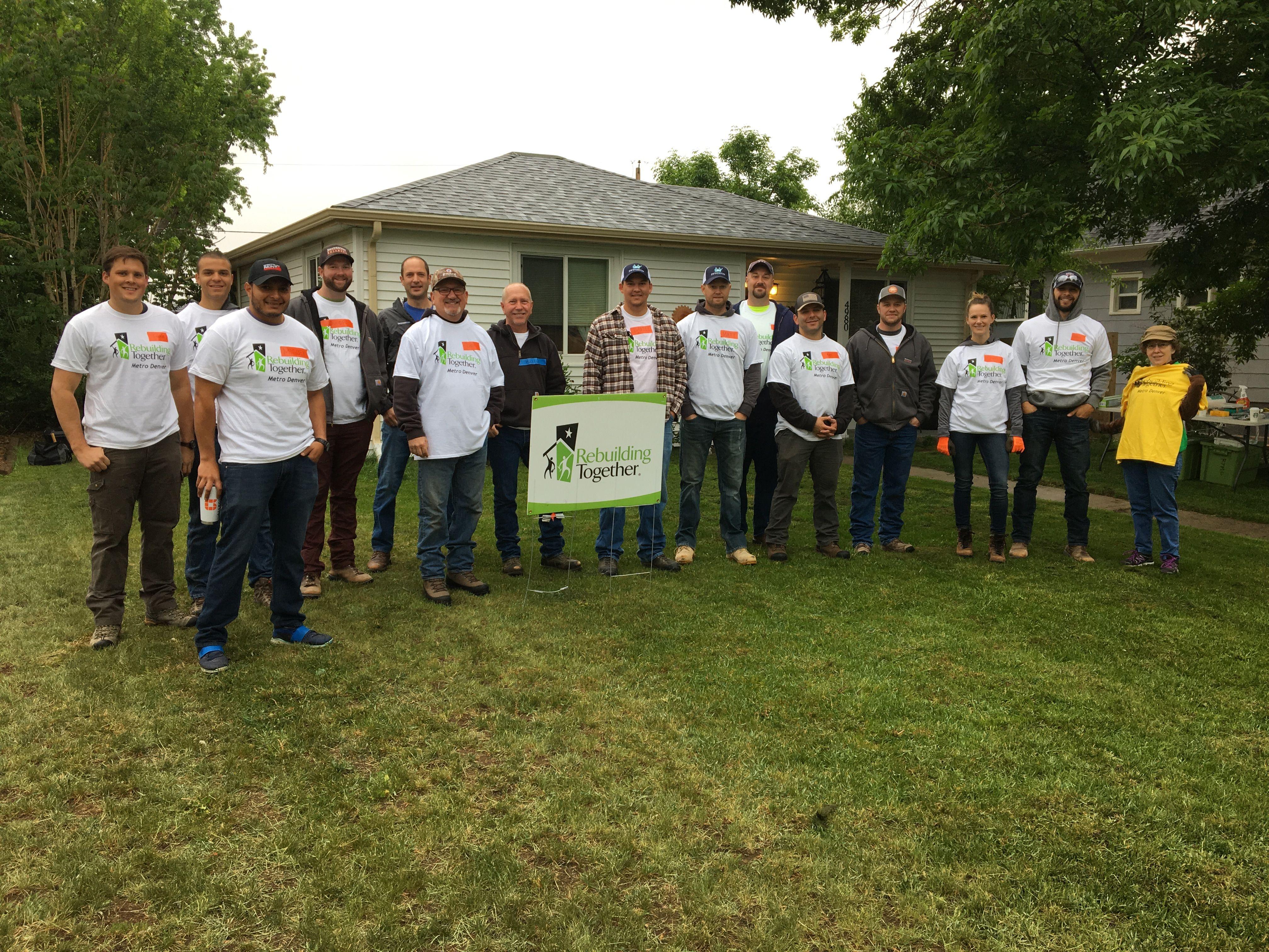 Swinerton Builders repairs Vicki R's home