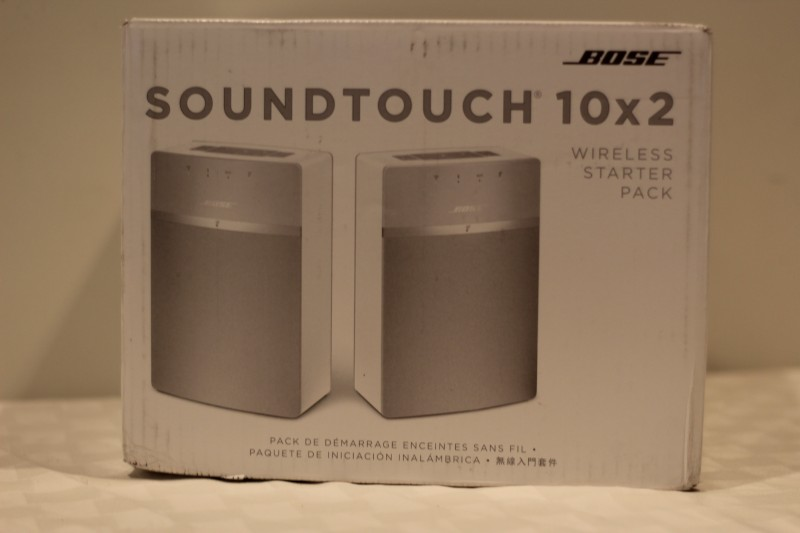 Bose SoundTouch - Donated by OK Coal & EagleSticks