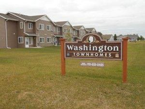 Washington Townhomes-Minot