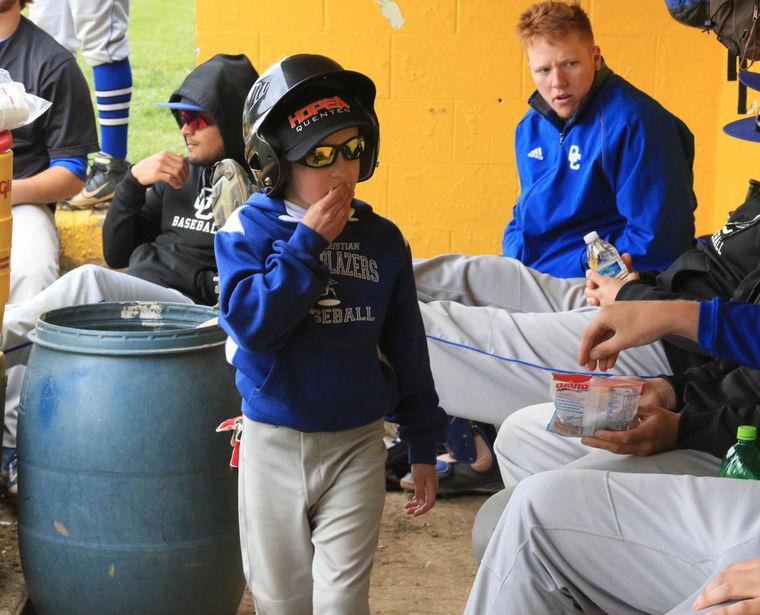 Mutual Impact: Local youth battles leukemia with help of OCU baseball team