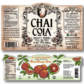 Beverage Labels