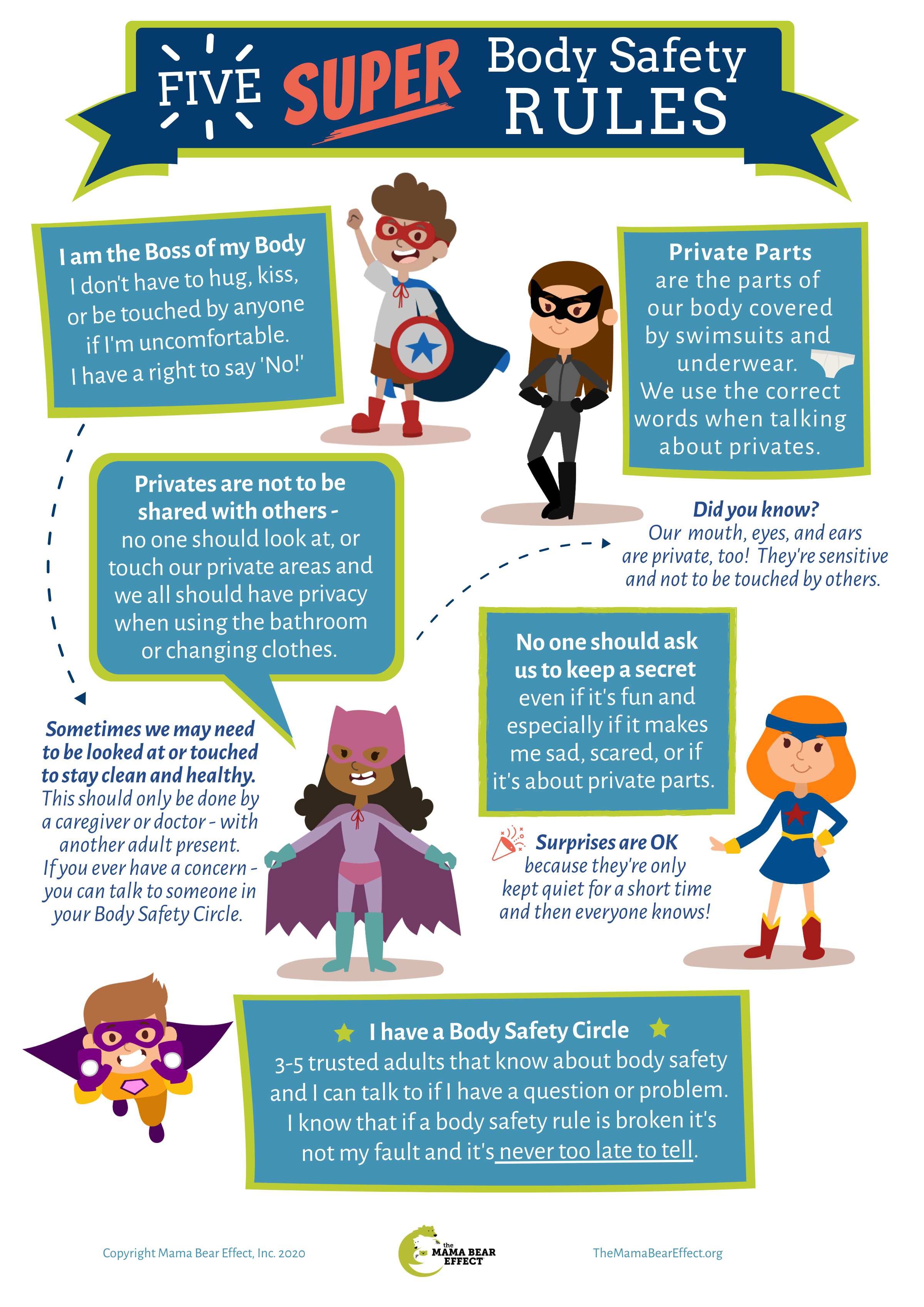 April is Child Abuse Prevention Month: How to Protect Children from Sexual Abuse