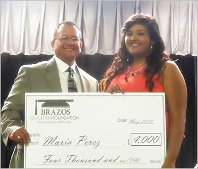 Maria Perez - Connally High School Graduate