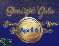 Starlight Gala: Dream Big, Work Hard, Reach for the Stars VIRTUAL EVENT!