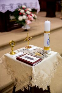 Facebook Live Streaming of Perpetual Vows