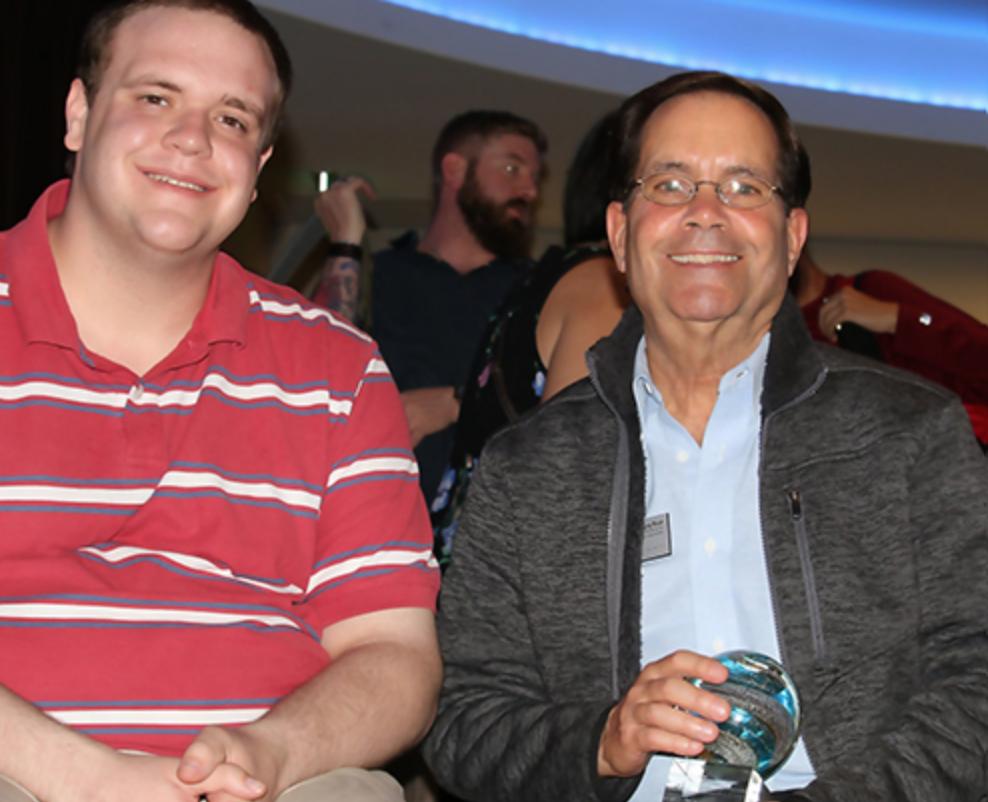 Greg Root Honored by MSU Denver
