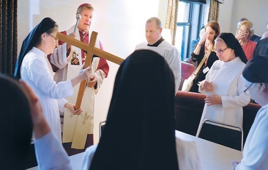 Holy Cross Convent Blessing