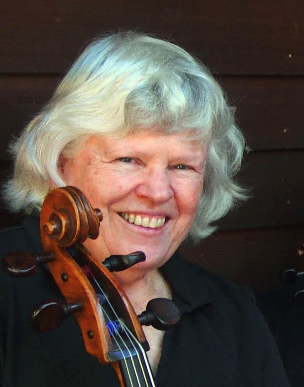 Principal Cellist Barbara tells us - What it's All About!