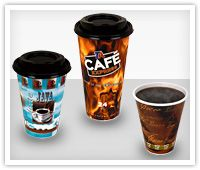 hi-fidelity full color thermal cups
