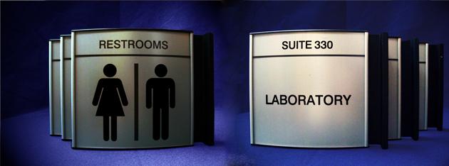 ADA - Compliant Suite Signs Vista
