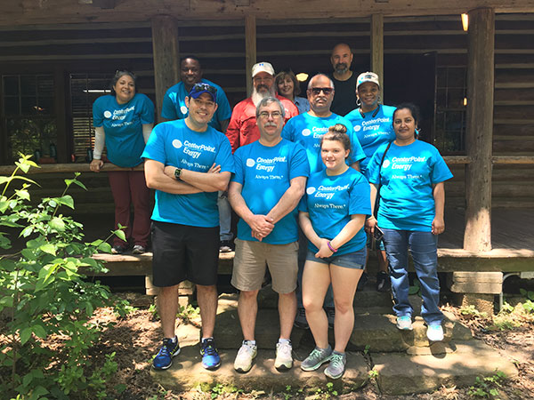 CenterPoint Energy Volunteers