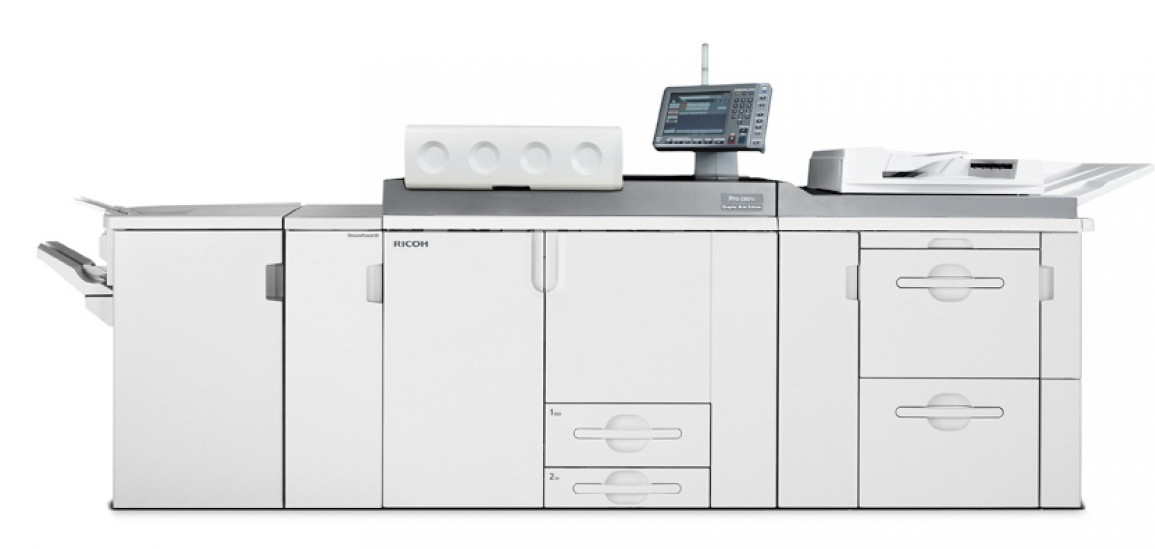 Digital Color Printing & Copying
