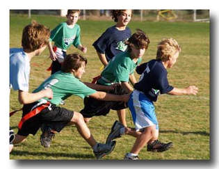Click on the image to download the 2018 Flag Football registration form