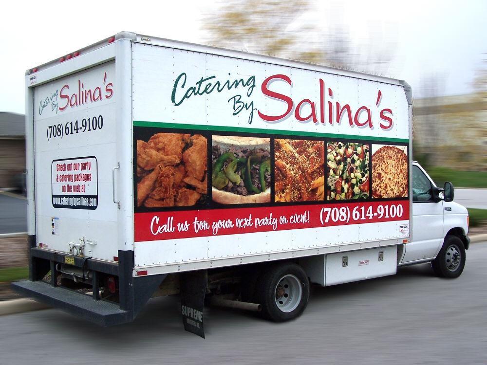 Salina's box truck