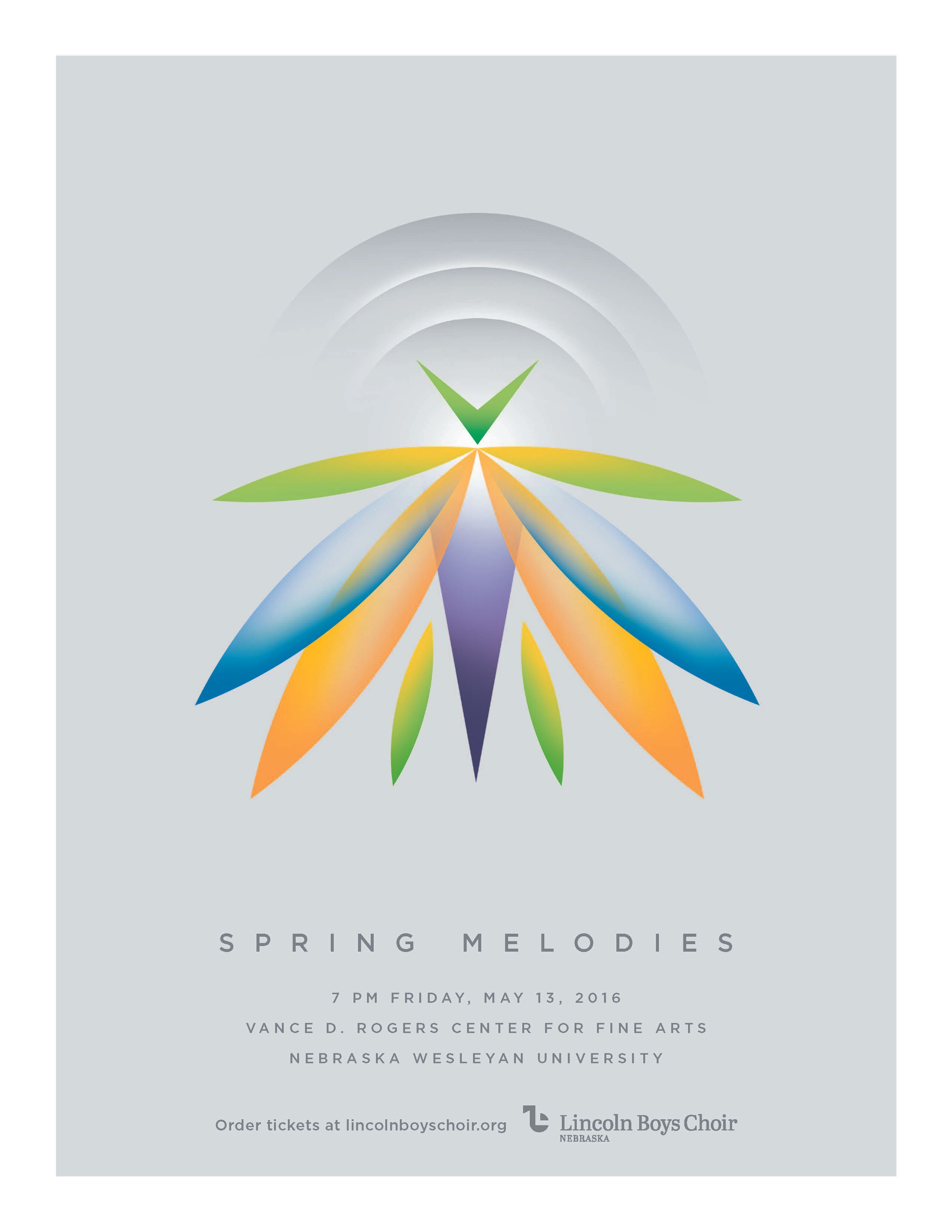 Spring Melodies Concert May 13