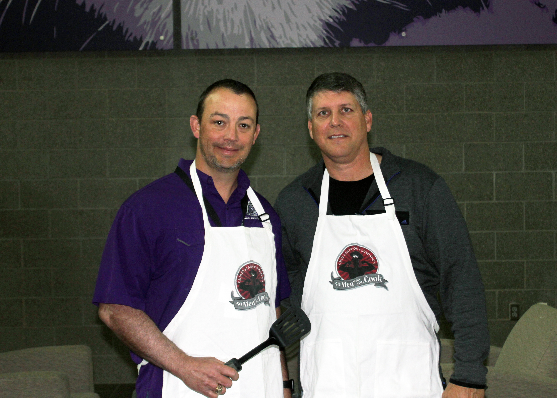 Trae Davis & Chris Southard