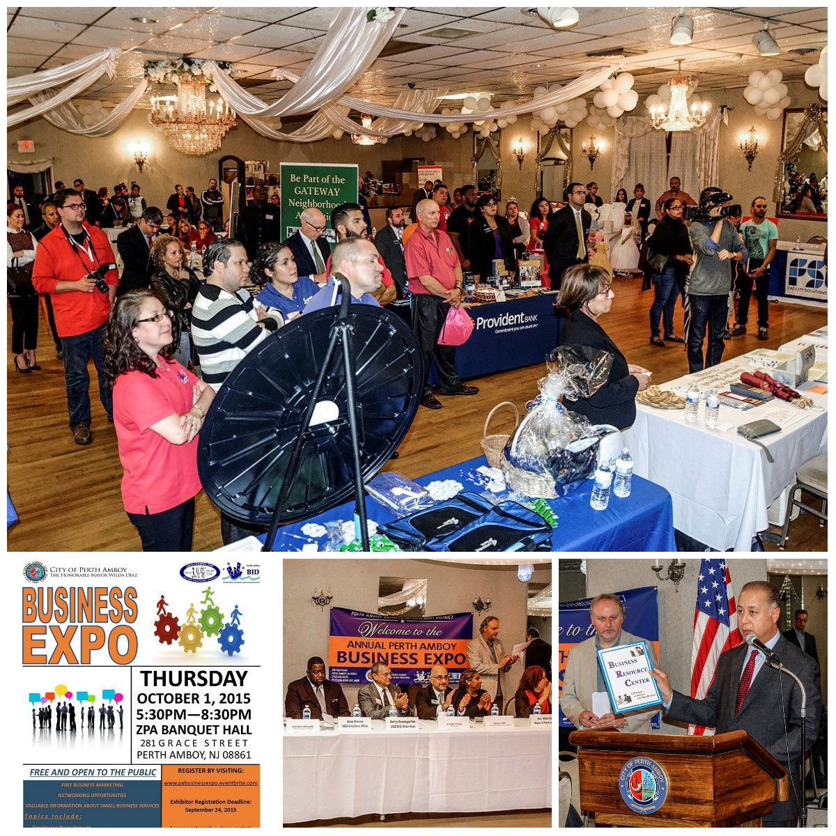 Gateway's Business Expo November 2015