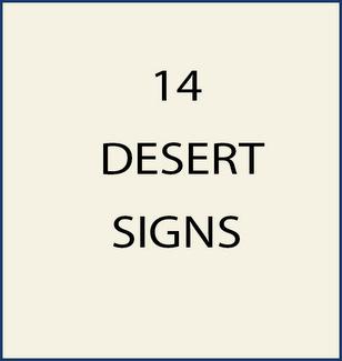14. M22950 - Desert Signs