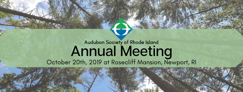 Audubon Society of Rhode Island Annual Meeting