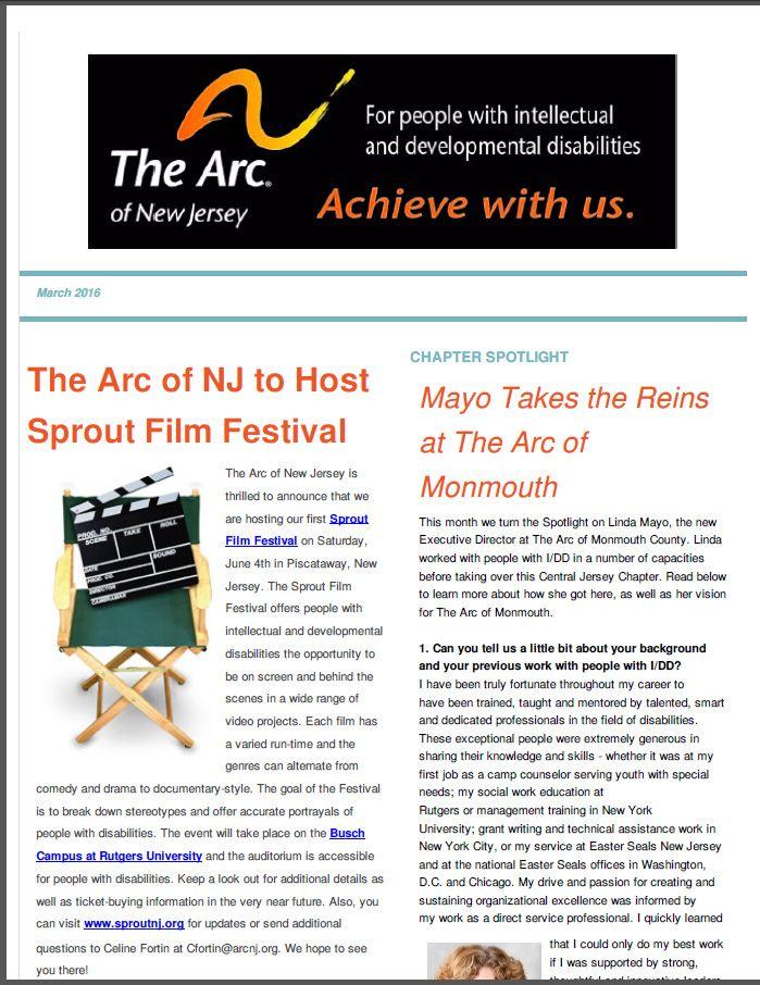March E- Newsletter