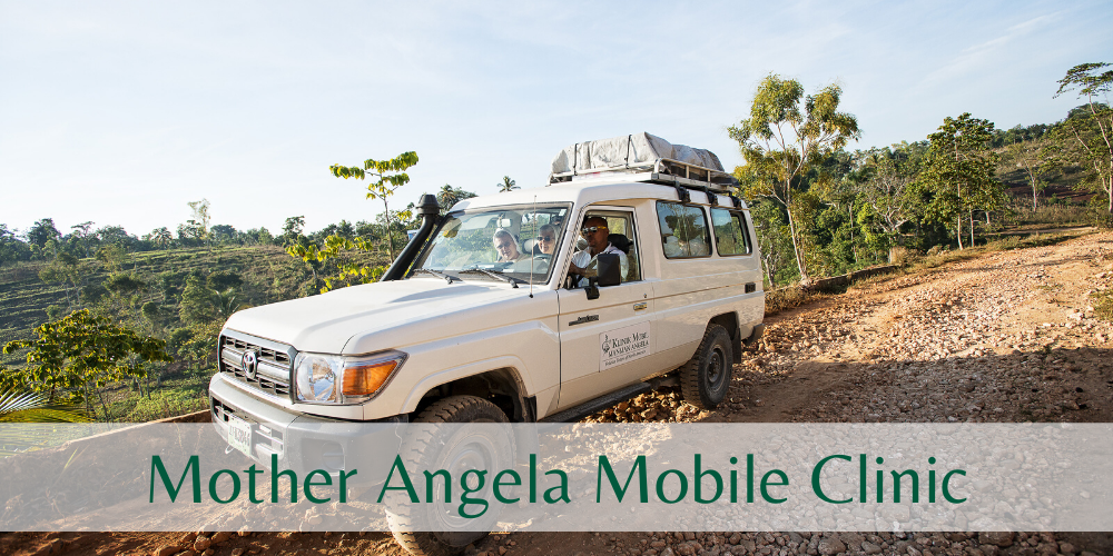 Mother Angela Mobile Clinic