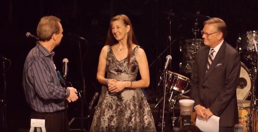 Austin Originals Benefit Concert - Judge Darlene Byrne