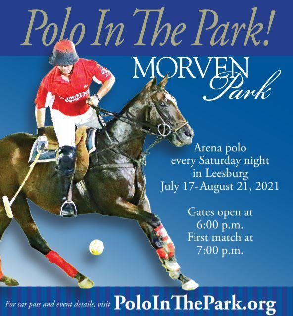 Polo in the Park Returns to Morven Park This Summer!