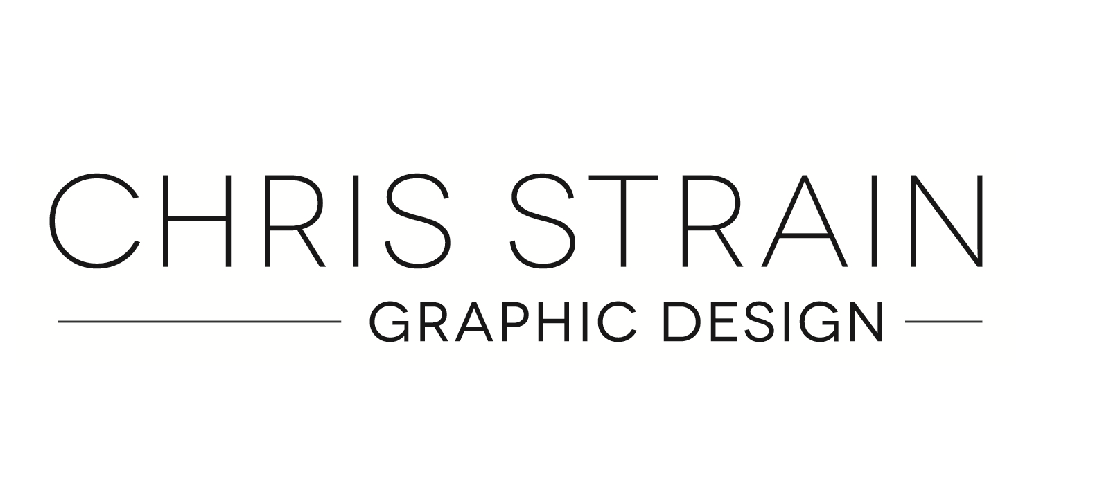 Chris Strain Graphic Design