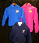 Child Hooded Sweatshirt