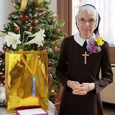 Sr. Christine Marie Stankiewicz Celebrates her 50th Jubilee