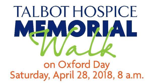 Register for the Memorial Walk