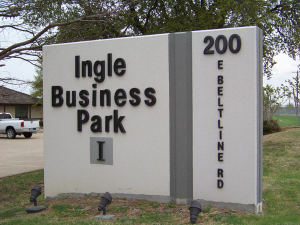 Ingle Business Park Monument